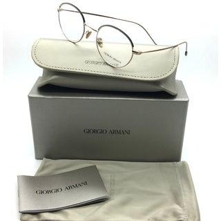 Giorgio Armani New Authentic Gold Male Eyeglasses AR 5067 3011 48 20 150