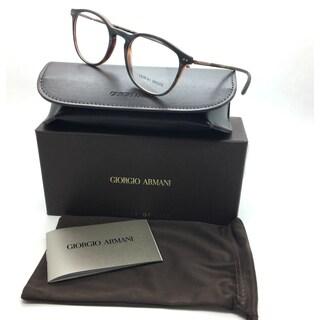 Giorgio Armani New Authentic Brown Male Eyeglasses AR 7125 5569 50 20 145