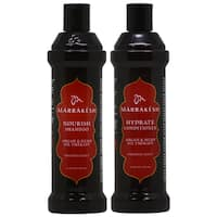 Marrakesh Original 12-ounce Shampoo & Conditioner