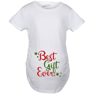 "Maternity ""Best Gift Ever"" T-shirt"