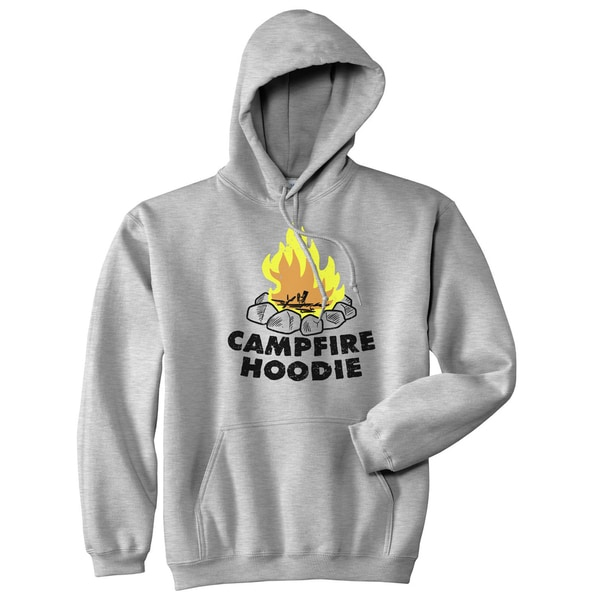 aee0d8714cb Shop Campfire Hoodie Funny Firewood Summertime Camping Outdoor Hooded  Sweatshirt - Free Shipping On Orders Over  45 - Overstock.com - 18946458