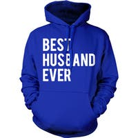 Best Husband Ever Funny Hoodies for Dad Fathers Day Gift Sarcasm Wedding Hoodie