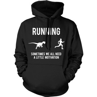 Running Motivation Sweater Funny Running T shirts Sarcasm Humor Run Novelty Hoodie