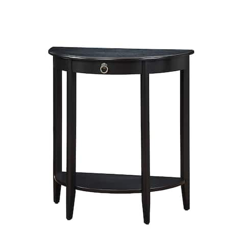 ACME Elcee Console Table in Black