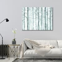 Norman Wyatt Home Whispering Grove 30 x 40 Gallery Wrapped Canvas by Norman Wyatt Home