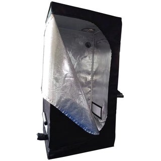80 x 80 x 160 Home Use Dismountable Hydroponic Plant Grow Tent
