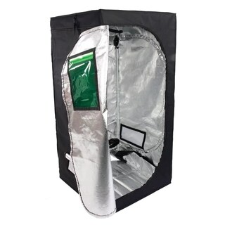 80 x 80 x 160 Home Use Hydroponic Plant Growing Tent with Window