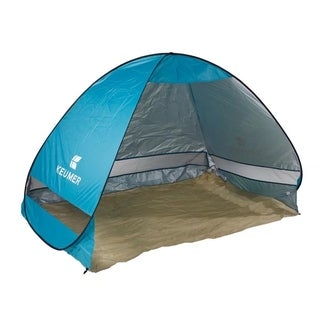 Outdoor UV-proof 2-Person Fishing Auto Tent Shelter Beach Shade