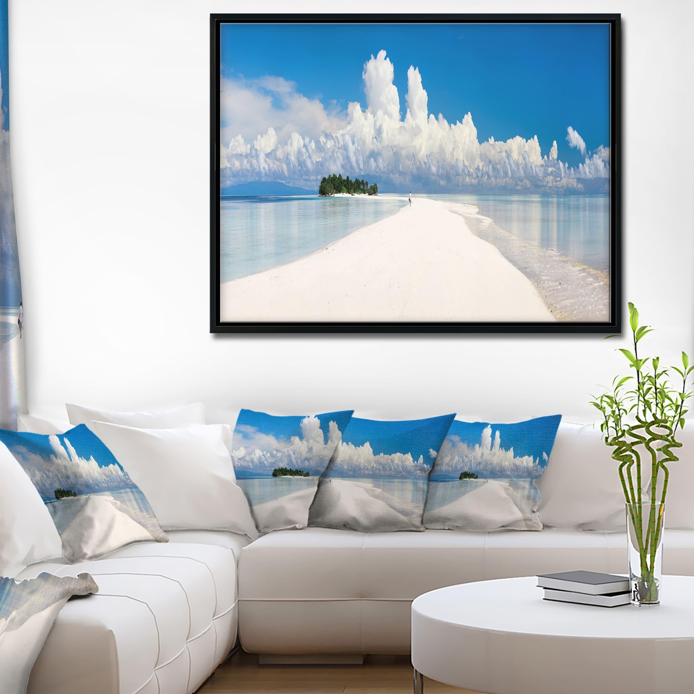 framed canvas for less overstock. Black Bedroom Furniture Sets. Home Design Ideas