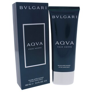 Bvlgari Aqva 3.4-ounce After Shave Balm