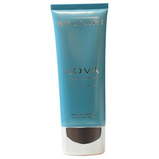 Bvlgari Aqva Marine 3.4-ounce After Shave Balm
