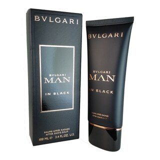 Bvlgari Man in Black 3.4-ounce After Shave Balm