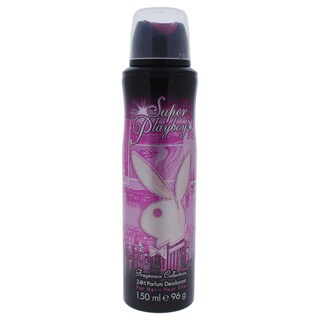 Playboy Super Playboy Women's 5-ounce Deodorant Body Spray