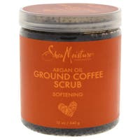 SheaMoisture 12-ounce Argan Oil Coffee Scrub