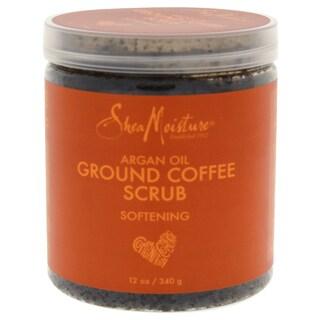 Shea Moisture 12-ounce Argan Oil Coffee Scrub