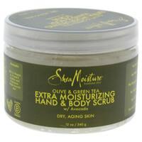 Shea Moisture 12-ounce Olive & Green Tea Body Scrub