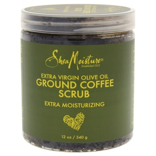Shea Moisture 12-ounce Olive Oil Coffee Scrub