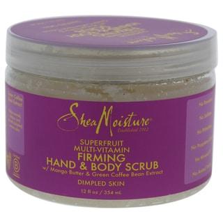 Shea Moisture 12-ounce Superfruit Complex Hand & Body Scrub