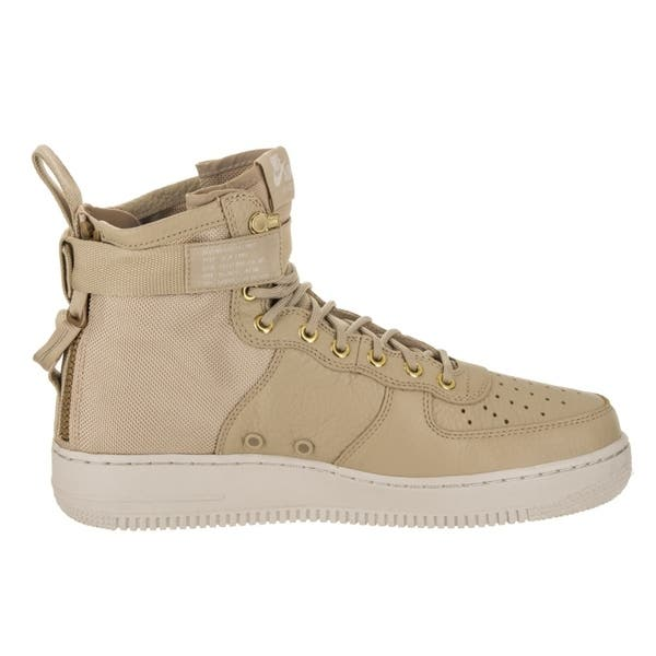 finest selection 407e9 a958e Shop Nike Men's SF AF1 Mid Basketball Shoe - Free Shipping ...