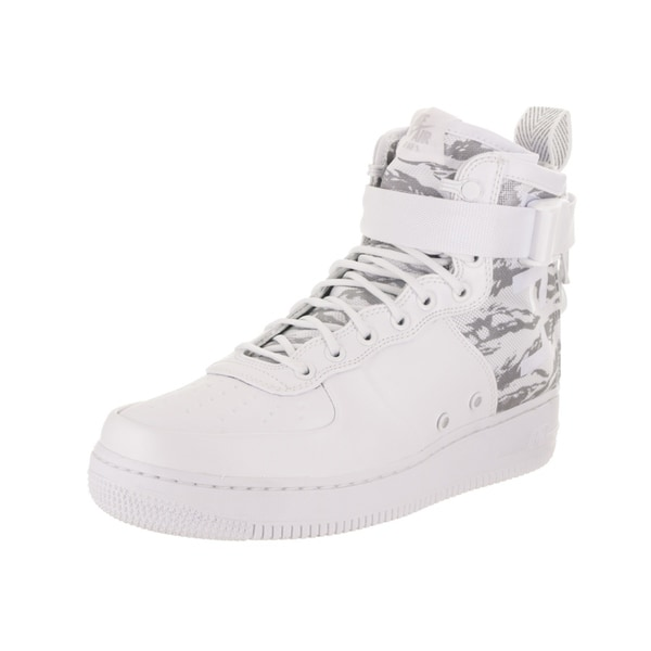 best sneakers f66a4 2072e Nike Men  x27 s SF AF1 Mid Prm Basketball Shoe