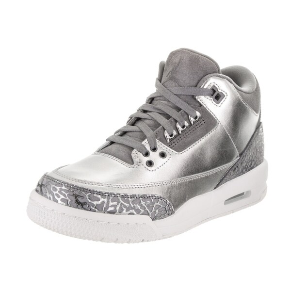 16a80e23d0 Shop Nike Jordan Women's Air Jordan 3 Retro Prem HC Basketball Shoe ...
