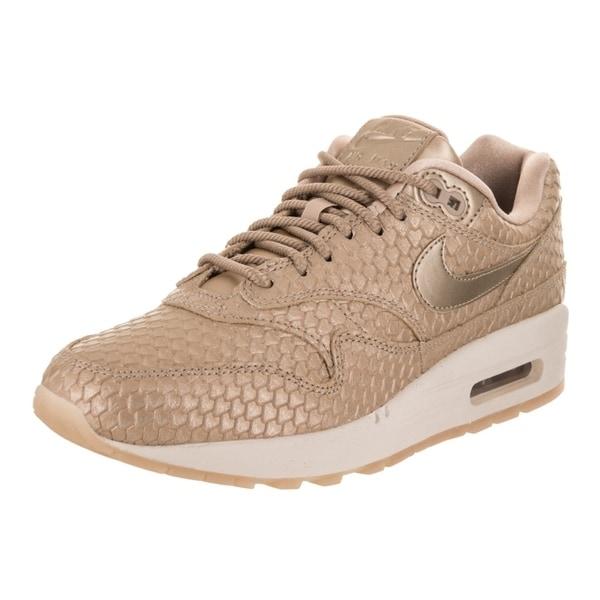 reputable site c07ce 53c4f Nike Women  x27 s Air Max 1 Prm Running Shoe