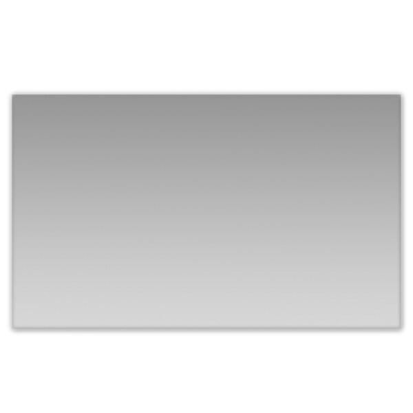 """Eviva Sleek 48"""" Frameless Bathroom Mirror - Clear"""