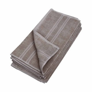Just Linen Luxury Hotel & Spa Collection 100 % Cotton Super Absorbant Towel (4 options available)