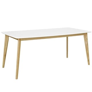 """Stratum 71"""" Dining Table - White"""