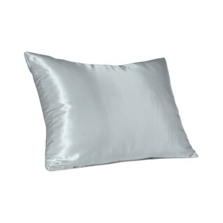 Sweet Dreams Silky Satin Pillow Case With Hidden Zipper
