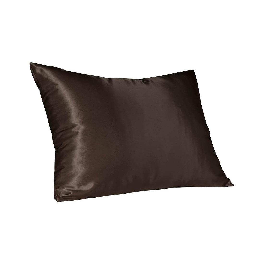 Jaguar Sweet Dreams Silky Satin Pillow Case With Hidden Z...