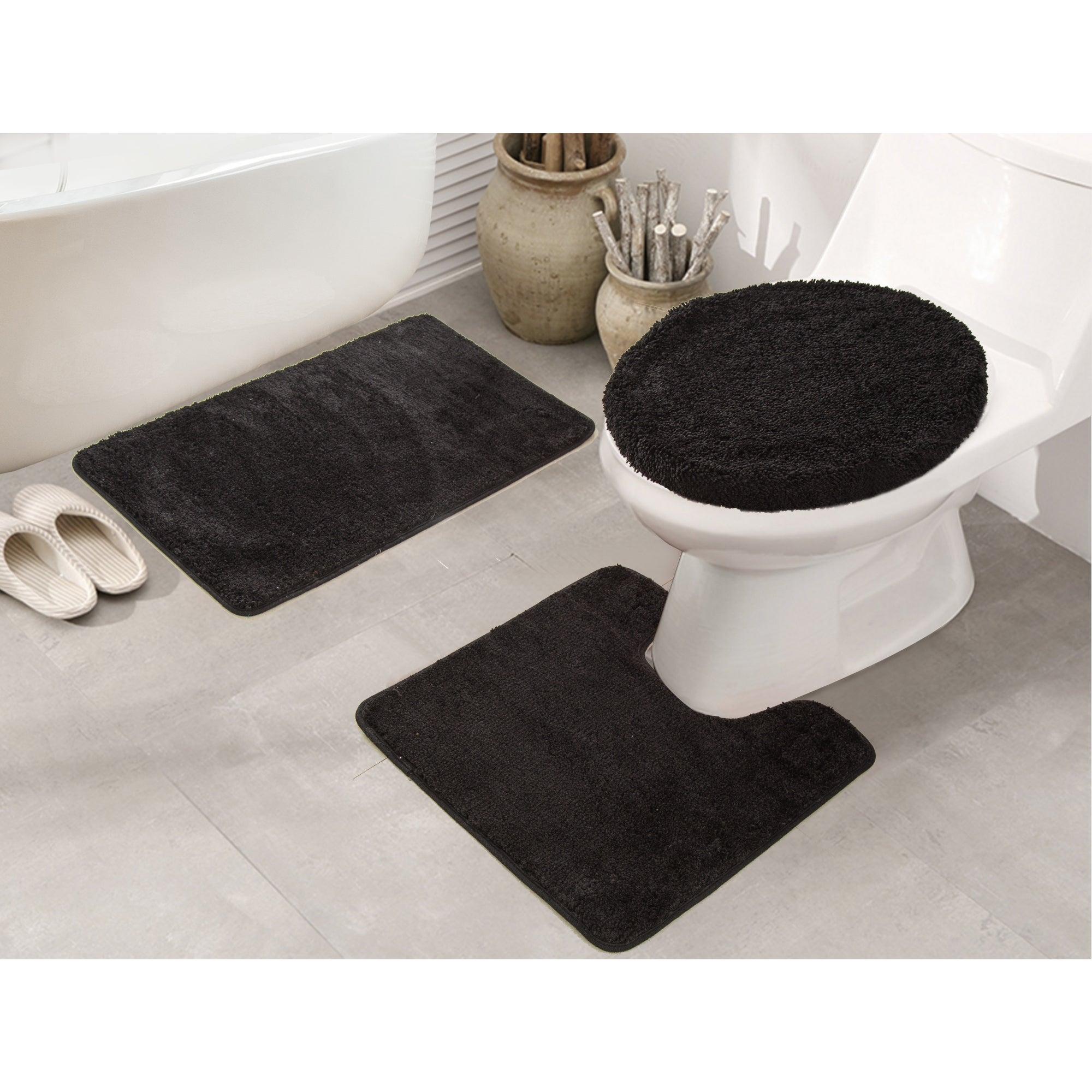 RT Designers Collection Royalty 3 Piece Bath Rug Set