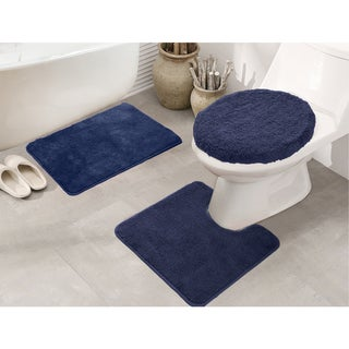 RT Designers Collection Royalty 3-Piece Bath Rug Set