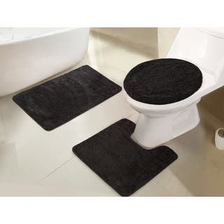 RT Designers Collection Imperial 3 Piece Bath Rug Set
