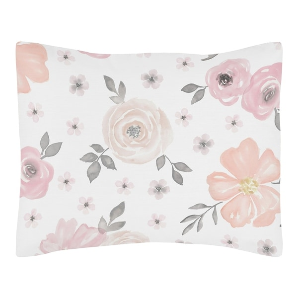 Grey Pink And Blush Comforters For 12 Year Old Girls: Shop Sweet Jojo Designs Blush Pink, Grey And White