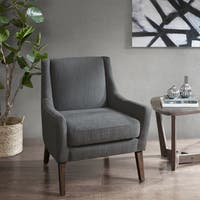 Ink and Ivy Scott Grey Lounge Chair