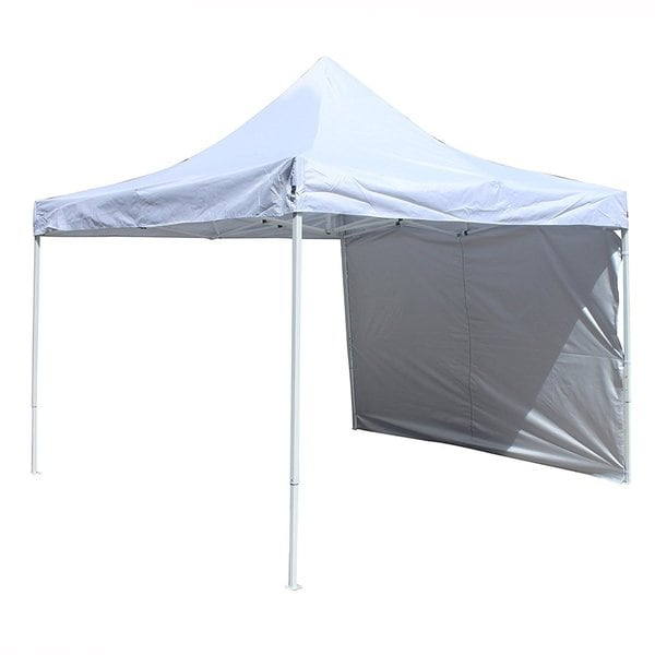 ALEKO 10'x10' Outdoor Collapsible Gazebo Canopy Removable Wall Panel