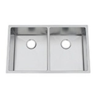 Artisan CPUR3219-D1010 Chef Pro Stainless Steel 16-gauge Double-bowl Undermount Sink