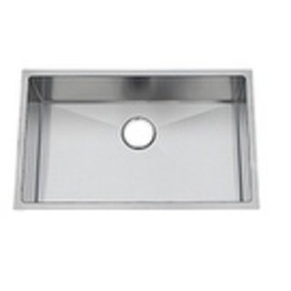 Artisan CPUR2919-D10 Chef Pro Single Bowl 16 Gauge Stainless Steel Undermount Sink with Accessories