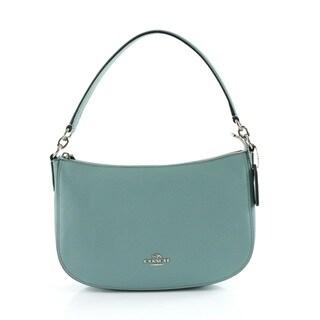 b44dc87e17 Shop Coach Chelsea Leather Crossbody Handbag - Free Shipping Today -  Overstock - 18967489