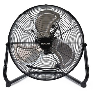 NewAir WindPro18F 18-inch High Velocity Portable Floor Fan