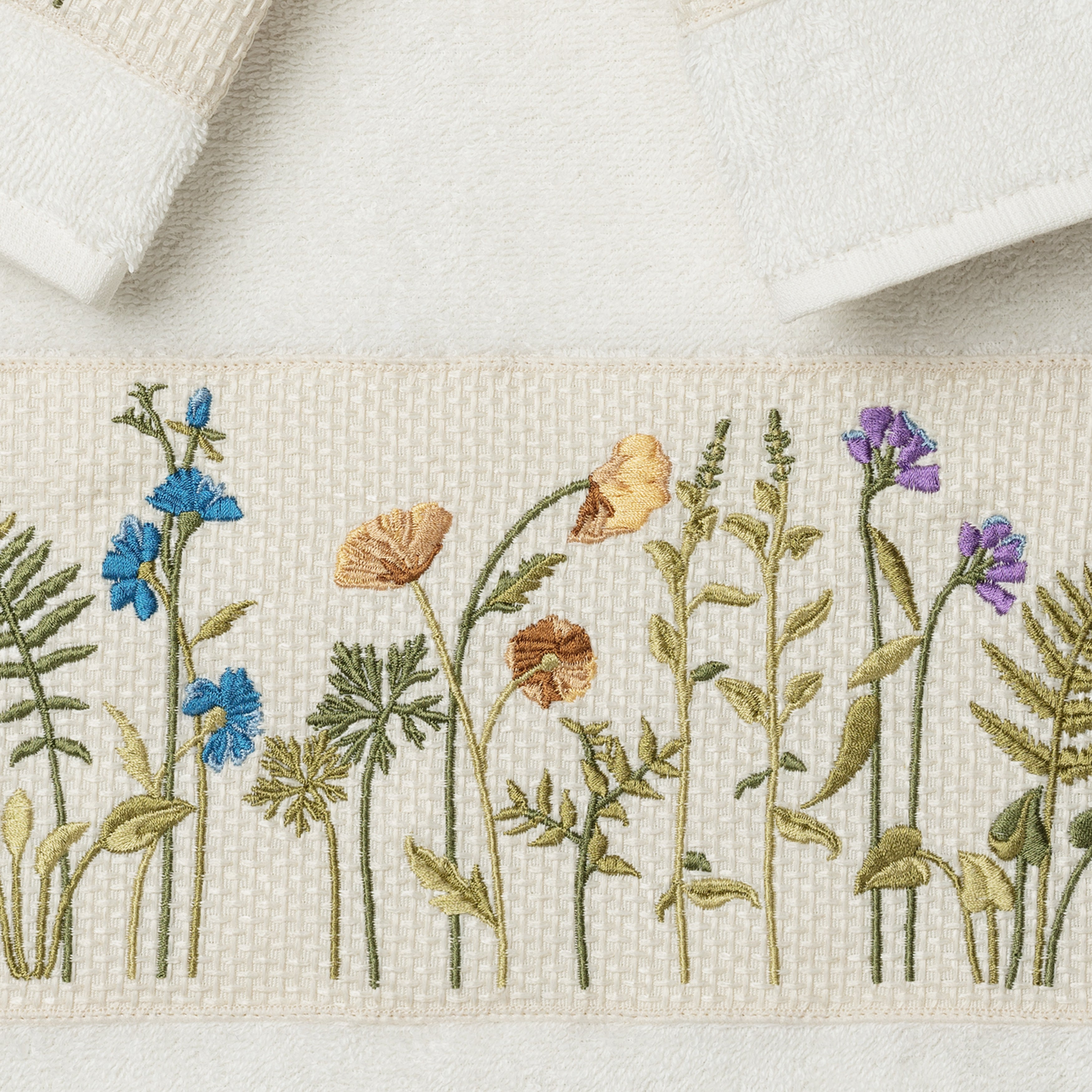 Authentic Hotel And Spa Turkish Cotton Wildflowers Ebay