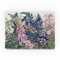 Carissa Luminess 'Dragonflies' Canvas Art