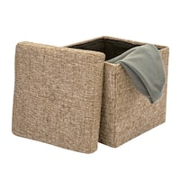 Kennedy Single Folding Ottoman