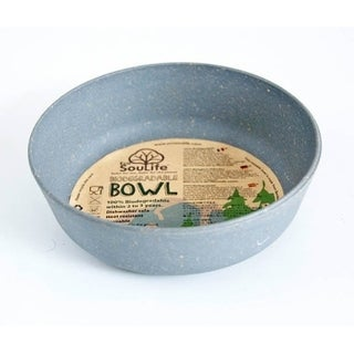 EcoSouLife Bamboo - Standard Bowl 16 Oz, Charcoal