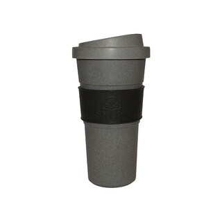 EcoSouLife Bamboo - Cup 20 Oz., Charcoal
