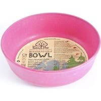 EcoSouLife Bamboo - Standard Bowl 16 Oz, Pink