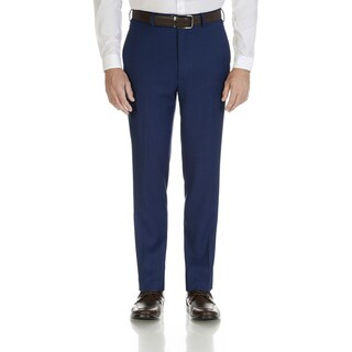 Adolfo Slim Fit Motion Stretch Men's Tic Weave Separate Pant