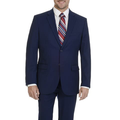 Adolfo Motion Stretch Men's 2 Button Suit Separate Jacket