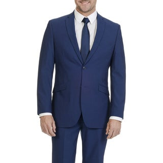 Adolfo Slim Fit Motion Stretch Men's 2 Button Suit Separate Jacket